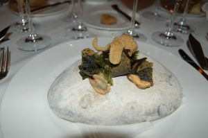 Mussels from Menorca