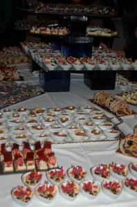 Desserts 'buffet of memories'