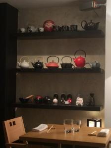 Part of Arume's decor