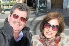 Adrian and Susy Bertorelli