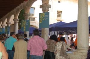 Plenty of support for last year's Peccata Minuta in Inca