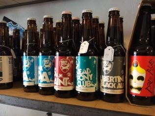 Scottish bottled beers