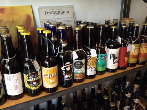 Craft beers from Mallorca