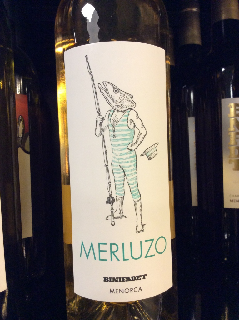 There's nothing fishy about this wine from Menorca.