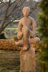 Sculpture at Son Brull Hotel and Spa
