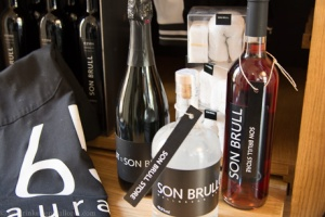 Son Brull wines and gin
