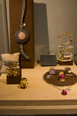 Jewellery by Isabel Guarch