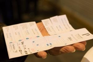 Ticket for Peccata Minuta