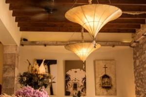 Goli restaurant in Santanyi - interior