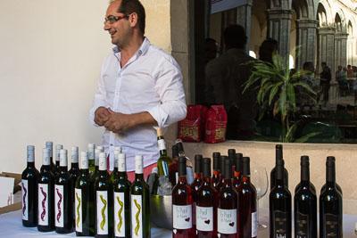 Galmes i Ferrer wine tasting