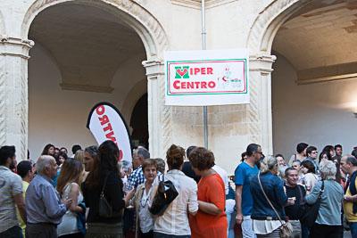 Hiper Centro food stall.