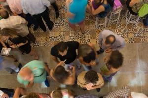 San Juan Gastronomic Market.