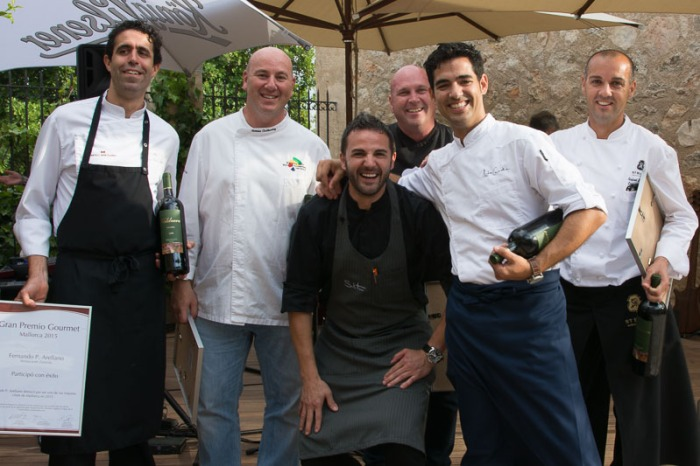 Top Mallorcan chefs