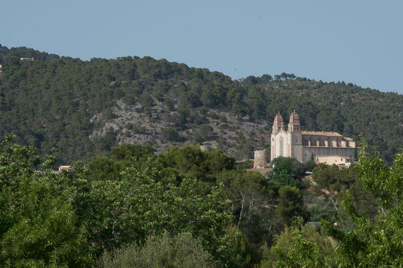 Calvia church