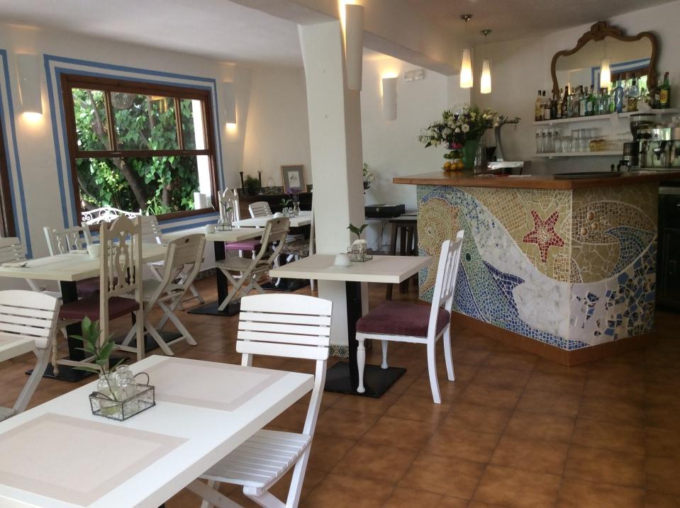 Bellaverde - indoors