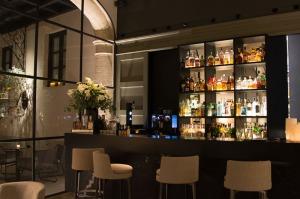 Bar of Sant Francesc Hotel Singular Palma de Mallorca