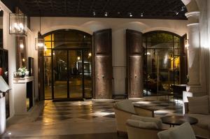 Hotel foyer Sant Francesc