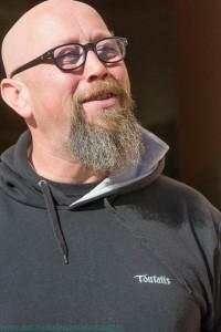 Artisan Belgian brewer Michel Campioni, Toutatis