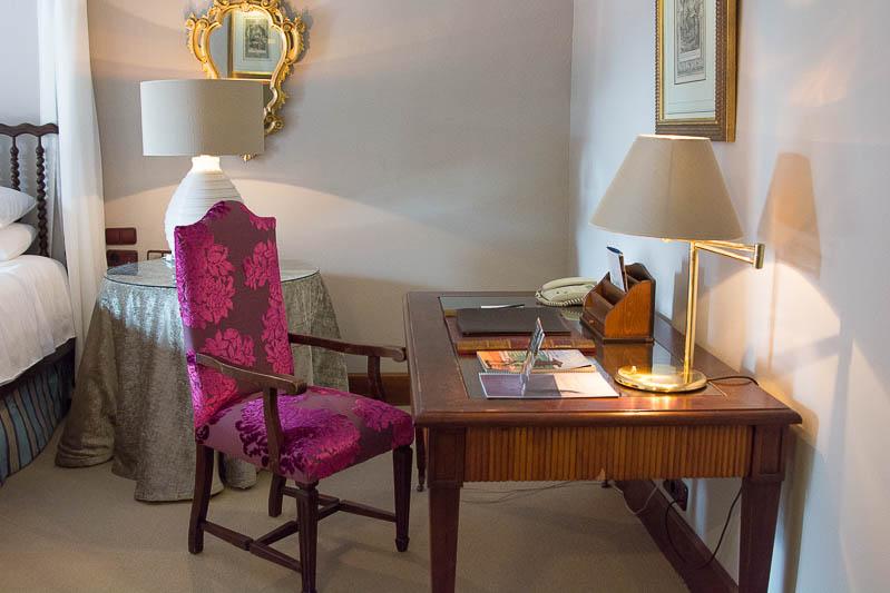 Suite detail Gran Hotel Son Net