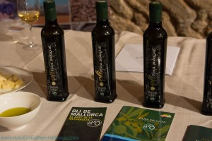 Biniagual is one of several wineries also producing olive oil and, like their wines, it's very good.