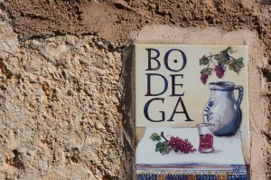 Bodega sign