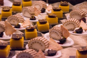 More desserts.
