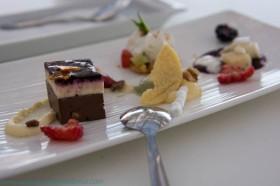 Desserts at Ponderosa Beach