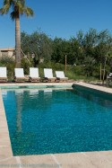 Swimming pool at The Pink Pepper Tree