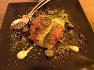 Tartar of tuna
