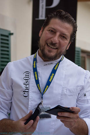 Chef Juan Portillo