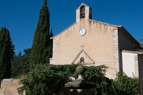 Biniagual's chapel