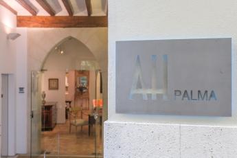 Art Hotel Palma exterior