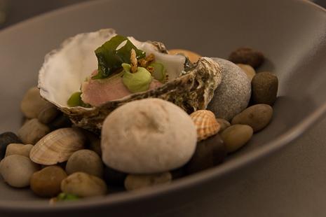 Chicken oyster