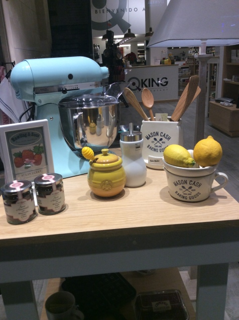 Products at Cooking in Palma