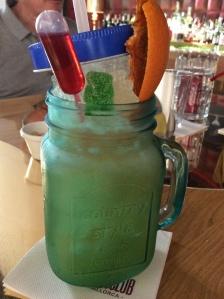 Brassclub non-alcoholic cocktail