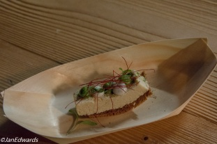 Thai-style butterfish.