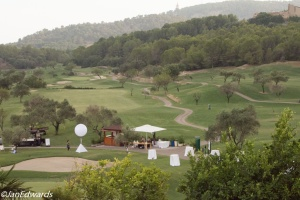 Golf course Mallorca