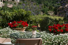 Gardens at Belmond La Residencia