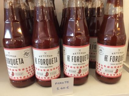 Sauce bottles