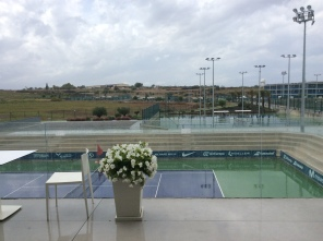 Tennis courts Manacor