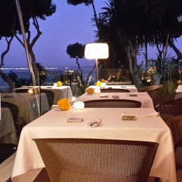 Dining at Arrels by Marga Coll
