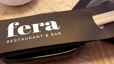 Chopsticks at Fera