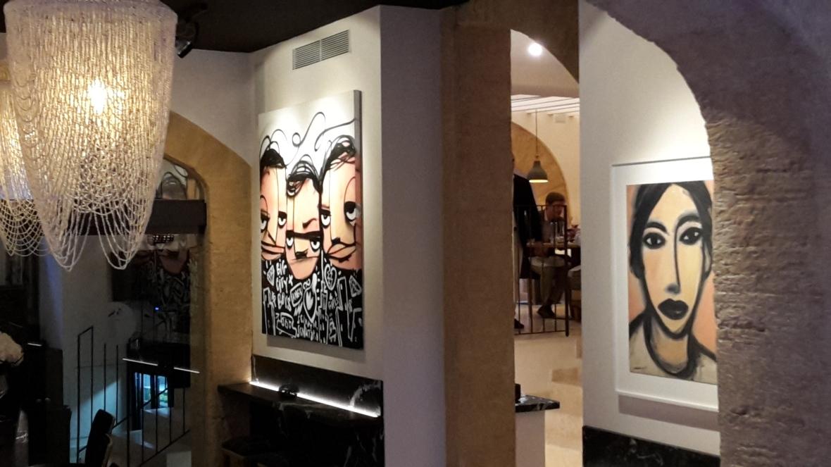 Art at Fera Palma