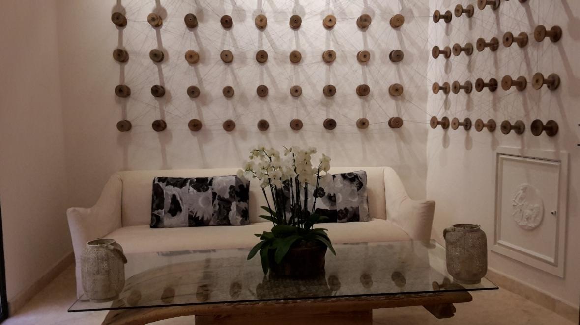 Foyer at Fera