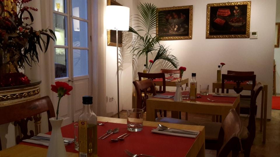 Breakfast space Art Hotel Palma