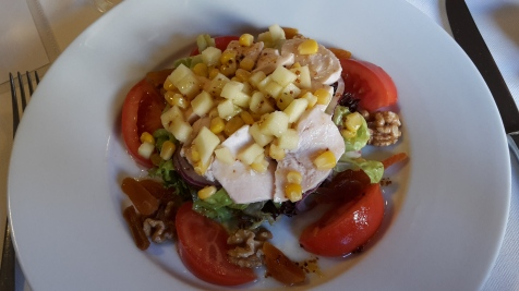Can March's chicken salad starter