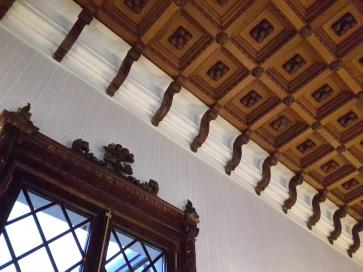 Restored original architectural features