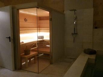 Summum Prime Boutique Hotel spa sauna