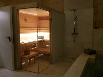 Summum Prime Boutique Hotel spa sauna
