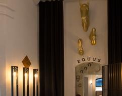 French restaurant Equus in Palma
